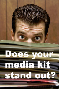 Does your media kit stand out?